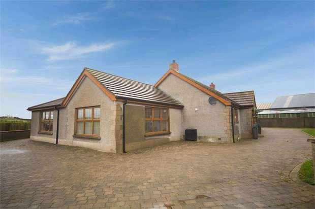4 Bedrooms Detached Bungalow for sale in Bush Road, Ballyhalbert, Newtownards, County Down