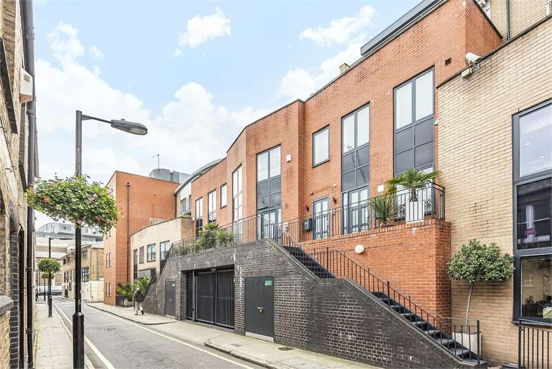 3 Bedrooms Terraced House for sale in Risborough Street, London, SE1