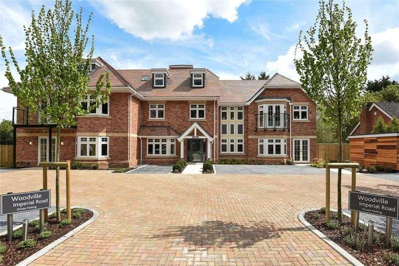 2 Bedrooms Flat for rent in Woodville, 65 Imperial Road, Windsor, Berkshire, SL4