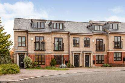 4 Bedrooms Town House for sale in Riverside, Cambridge, Cambridgeshire