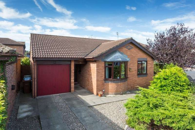 2 Bedrooms Detached Bungalow for sale in Southlands, Kirkham