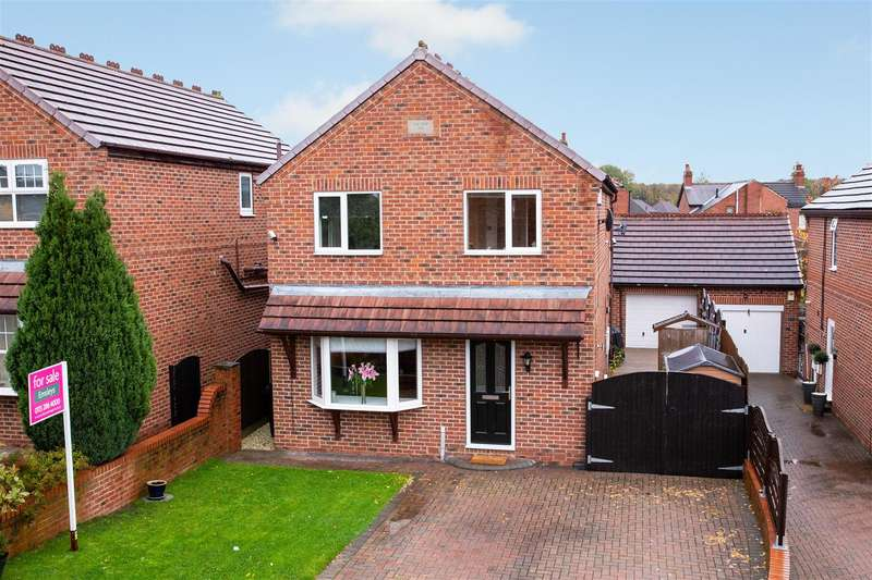 4 Bedrooms Detached House for sale in The Meadows, Allerton Bywater, Castleford
