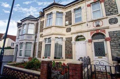 3 Bedrooms Terraced House for sale in Belle Vue Road, Easton, Bristol