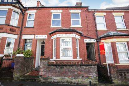 2 Bedrooms Terraced House for sale in Talbot Road, Luton, Bedfordshire, England