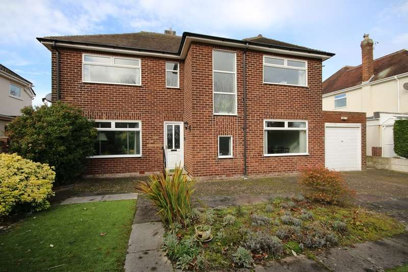 4 Bedrooms Detached House for sale in Sandringham Road, Ainsdale, Southport
