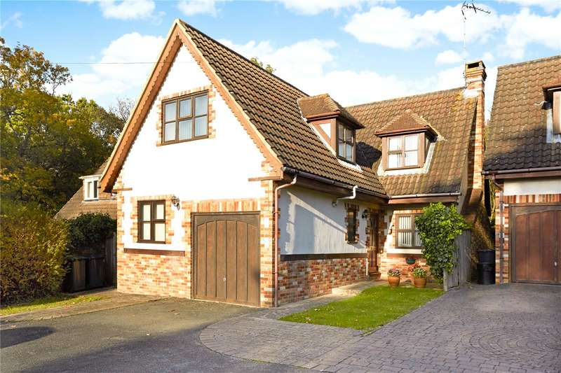 4 Bedrooms Detached House for sale in Janes Lane, Burgess Hill, West Sussex, RH15