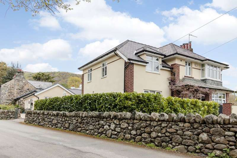 4 Bedrooms Detached House for sale in Gwynant, Rowen, Conwy LL32 8YU