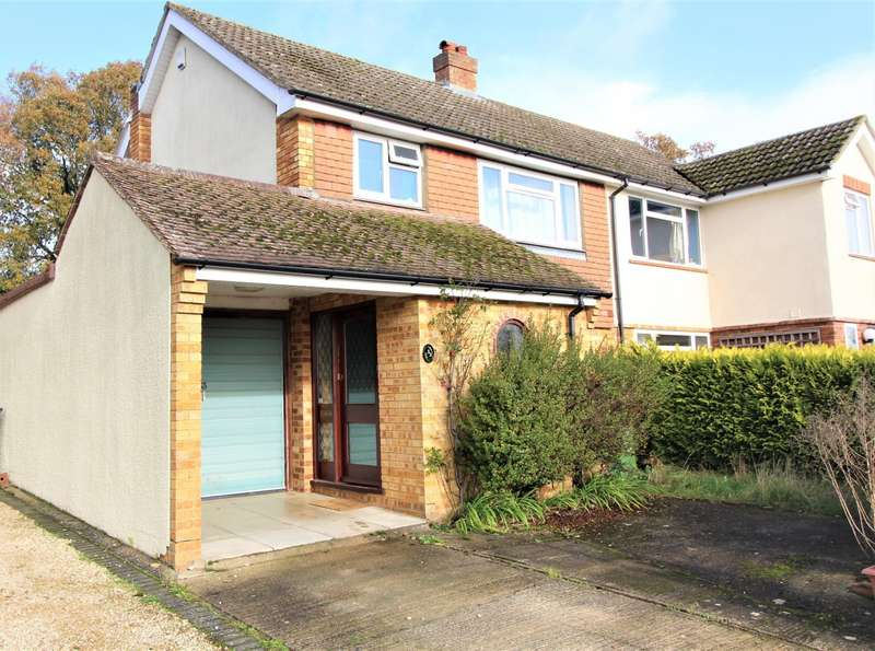 3 Bedrooms Semi Detached House for sale in The Ridgeway, Marlow
