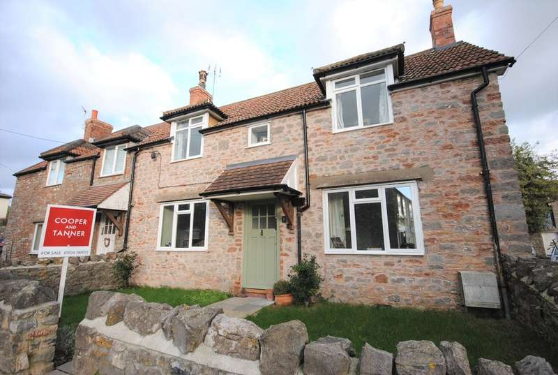 3 Bedrooms Semi Detached House for sale in Lower North Street, Cheddar