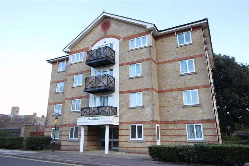 1 Bedroom Retirement Property for sale in Whitcombe Gardens, Milton, Portsmouth