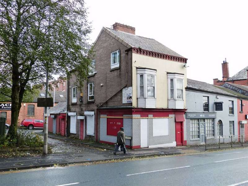 Property for sale in Bridgeman Place, Bolton