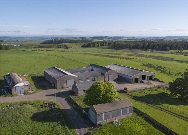 Farm Commercial for sale in Clatto Barns Farm, Kennoway, Leven, Fife, KY8
