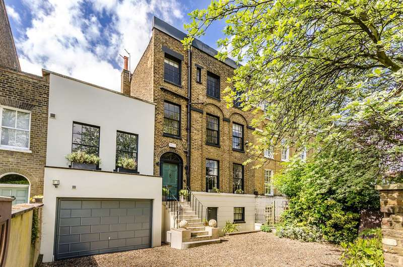 5 Bedrooms Semi Detached House for sale in Peckham Rye, East Dulwich, SE22