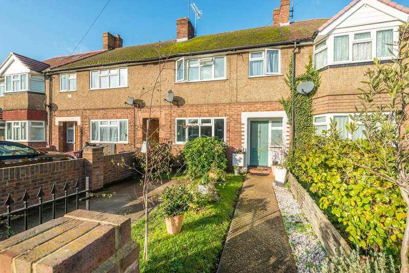 3 Bedrooms Terraced House for sale in Spinney Drive, Bedfont, TW14