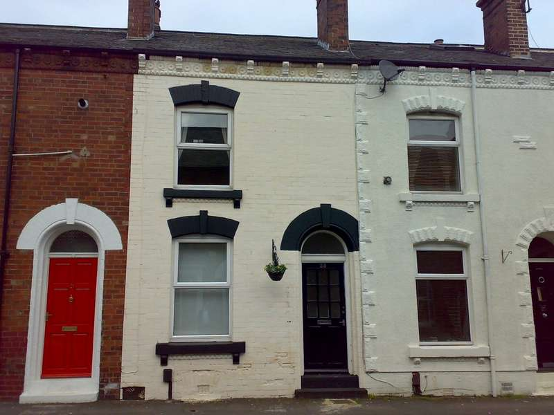 2 Bedrooms Terraced House for rent in Chatsworth Road, Harrogate HG1