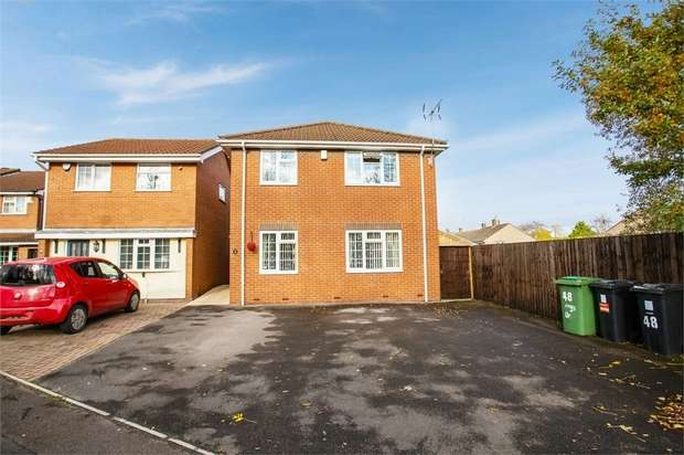 4 Bedrooms Detached House for sale in Longs Drive, Yate, Bristol, Gloucestershire