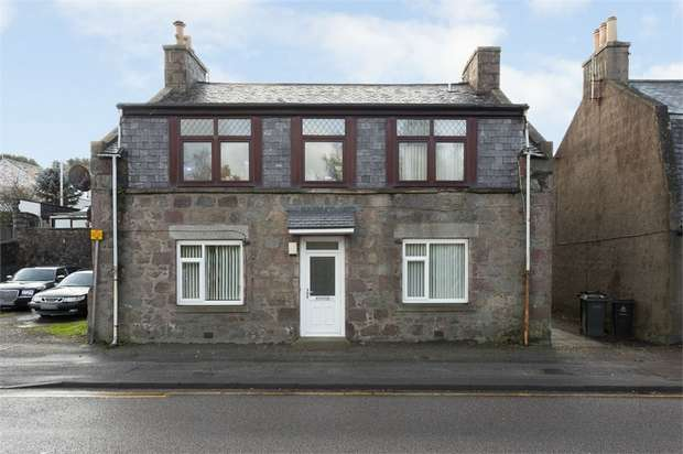 2 Bedrooms Flat for sale in Auchmill Road, Bucksburn, Aberdeen