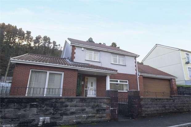3 Bedrooms Detached House for sale in Bryntaf, Aberfan, Merthyr Tydfil, Mid Glamorgan