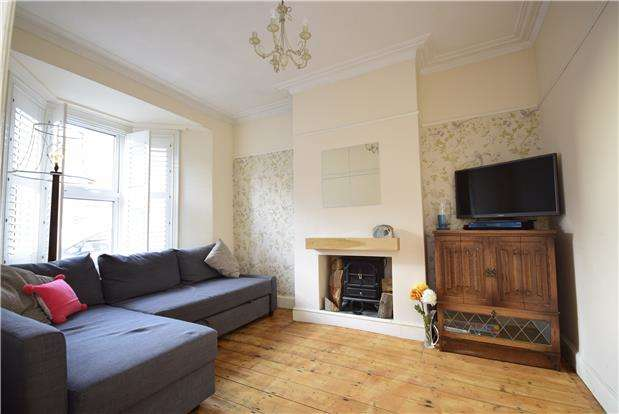 2 Bedrooms Terraced House for sale in Maywood Road, BRISTOL, Fishponds, BS16 4AJ