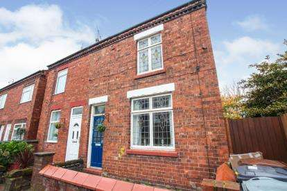 2 Bedrooms Semi Detached House for sale in Booth Lane, Middlewich, Cheshire