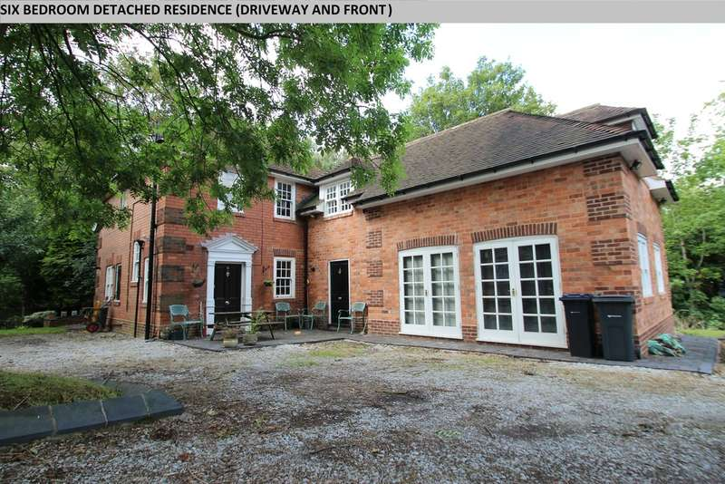 6 Bedrooms Detached House for sale in Nursery Road, Edgbaston