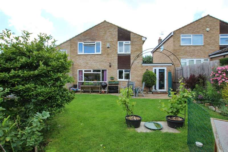 5 Bedrooms Detached House for sale in Maree Close, Leighton Buzzard