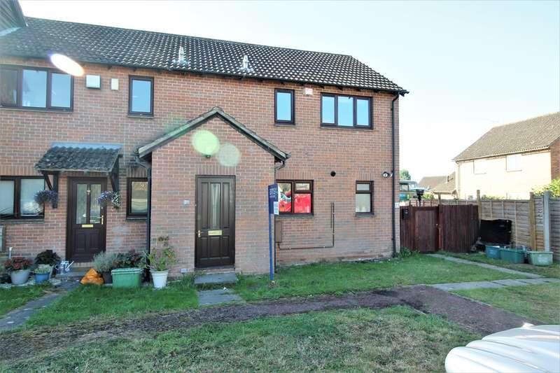 1 Bedroom Maisonette Flat for rent in Porlock Place, Calcot, Reading, RG31