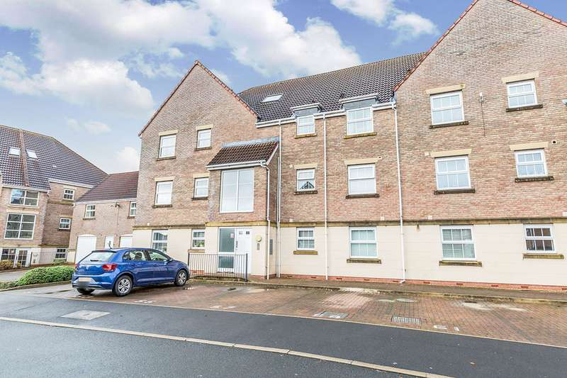 2 Bedrooms Apartment Flat for sale in Anderton Crescent, Buckshaw Village, Chorley, Lancashire, PR7