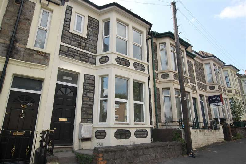 3 Bedrooms Property for sale in Royate Hill, Eastville, Bristol BS5