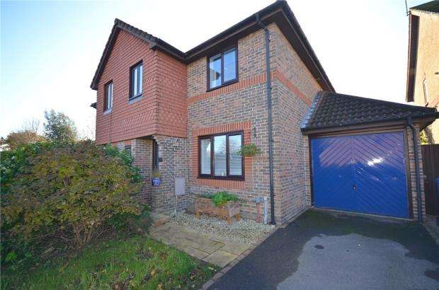 3 Bedrooms Semi Detached House for sale in Teresa Vale, Warfield, Bracknell