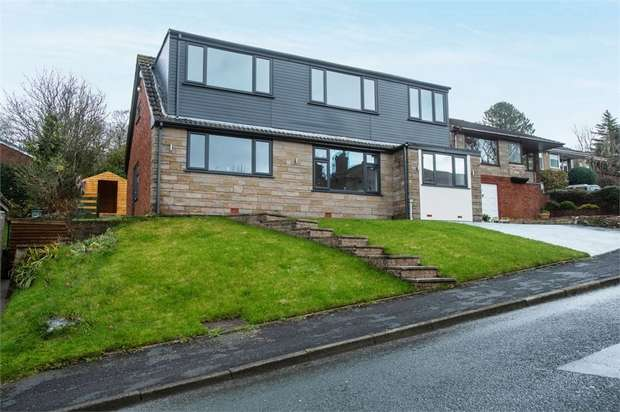 5 Bedrooms Detached House for sale in Longacres Drive, Whitworth, Rochdale, Lancashire