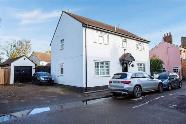 5 Bedrooms Detached House for sale in East Street, Kimbolton, Huntingdon, Cambridgeshire