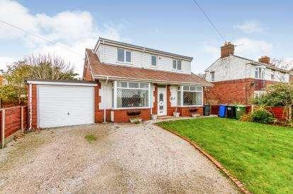 3 Bedrooms Bungalow for sale in Pilling Lane, Preesall, Poulton-Le-Fylde, Lancashire, FY6