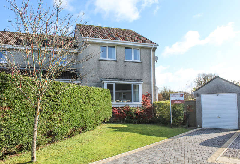 3 Bedrooms End Of Terrace House for sale in Brakefield, South Brent