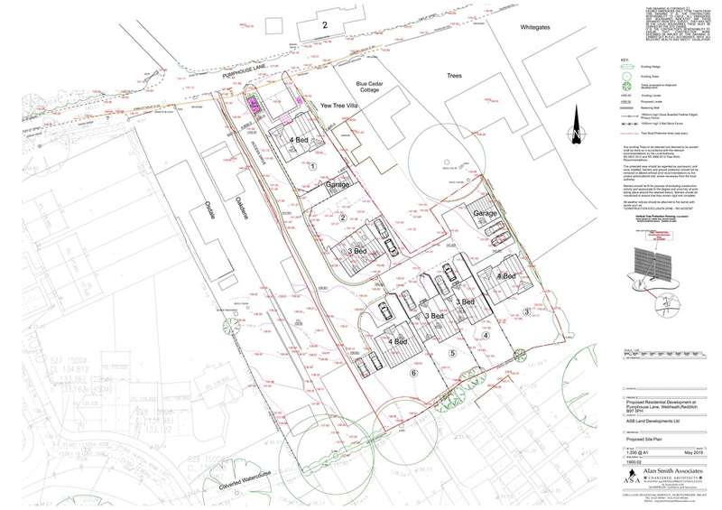 Land Commercial for sale in Pumphouse Lane, Webheath, Redditch