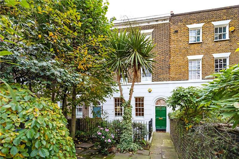 4 Bedrooms Terraced House for sale in St. Georges Road, Kennington, London, SE1