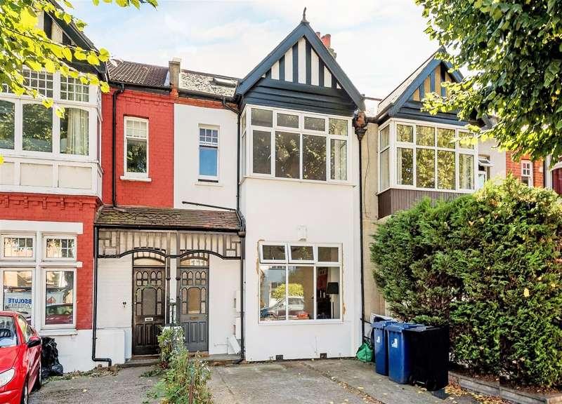 4 Bedrooms Flat for sale in Little Ealing Lane, Ealing, W5 4EB