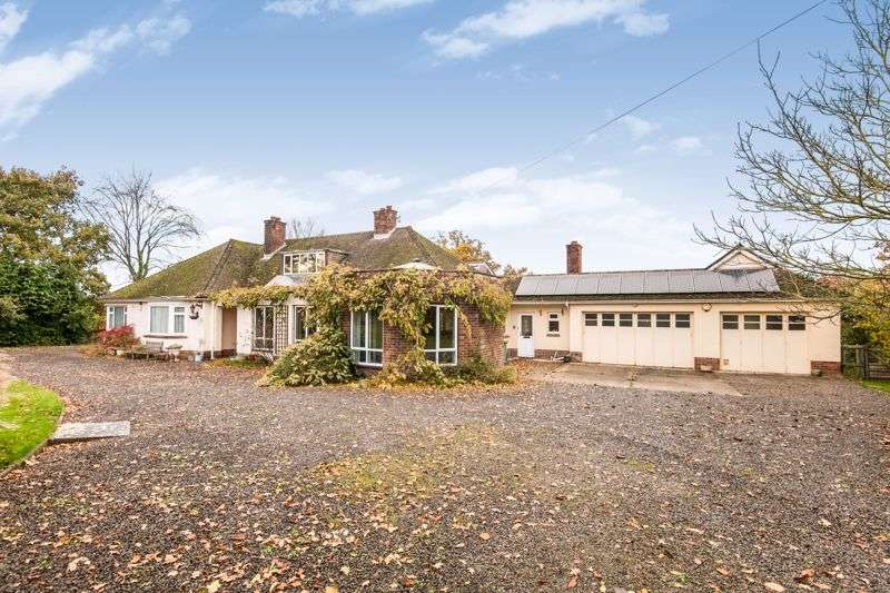 5 Bedrooms Property for sale in Culmstock Road, Cullompton, EX15