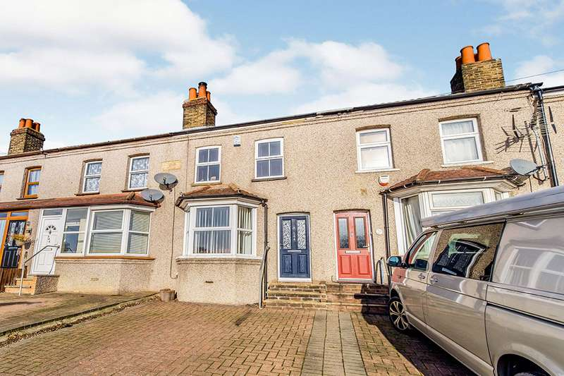 2 Bedrooms House for sale in Main Road, Hoo, Rochester, Kent, ME3
