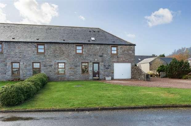 5 Bedrooms Semi Detached House for sale in Ellon, Ellon, Aberdeenshire
