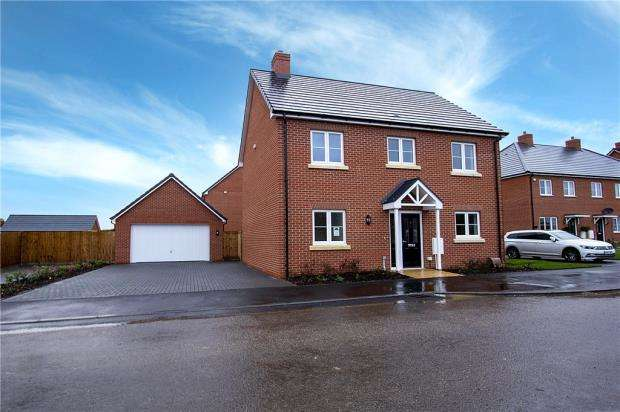4 Bedrooms Detached House for sale in The Arches, Lovell Road, Oakley