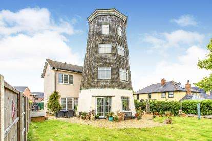 5 Bedrooms Detached House for sale in Gidding Road, Sawtry, Huntingdon, Cambridgeshire