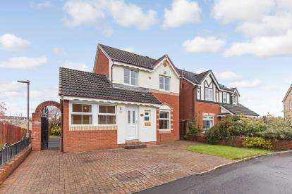 4 Bedrooms Detached House for sale in Alloway Drive, Paisley
