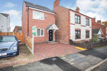 3 Bedrooms Detached House for sale in Melton Street, Earl Shilton, Leicestershire