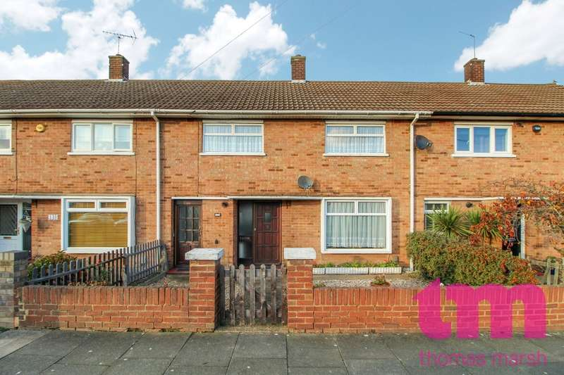 3 Bedrooms Terraced House for sale in Whitmore Avenue, Stifford Clays