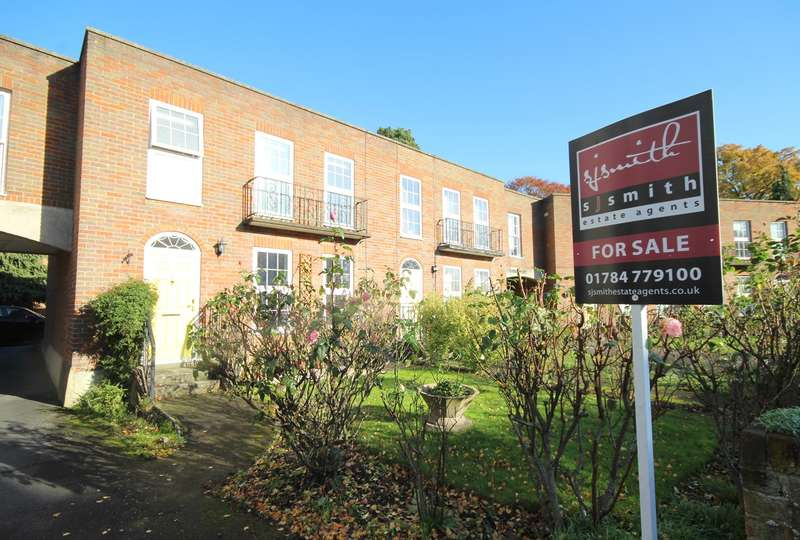 3 Bedrooms Semi Detached House for sale in Church Street, Staines-upon-Thames, TW18