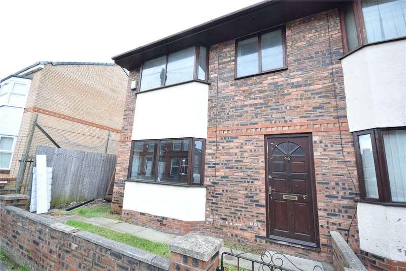 3 Bedrooms Terraced House for sale in Alderson Road, Wavertree, Liverpool, L15