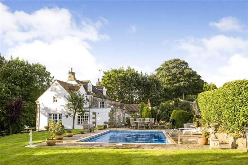 5 Bedrooms Detached House for sale in Richmond Hill, Markington, Harrogate, North Yorkshire