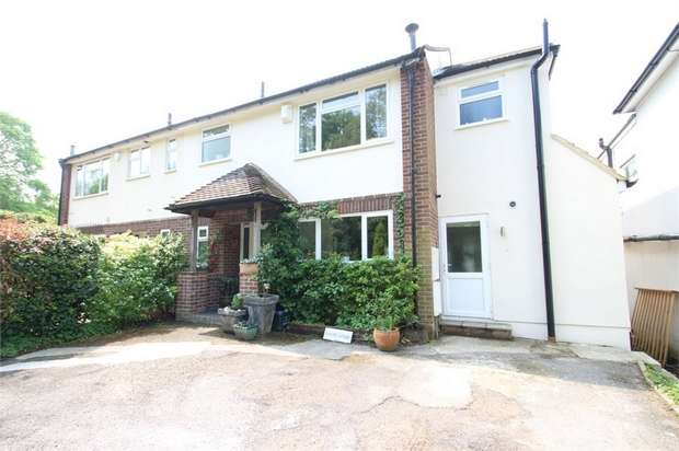 4 Bedrooms Semi Detached House for sale in Rickford, Worplesdon, GUILDFORD, Surrey