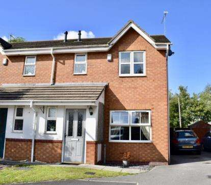 3 Bedrooms Semi Detached House for sale in Hollybank Close, Winnington, Northwich, Cheshire